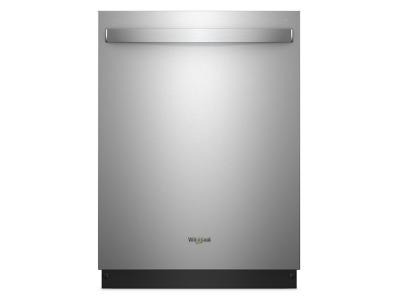 Whirlpool Stainless Steel Tub Dishwasher with TotalCoverage Spray Arm - WDT750SAHZ