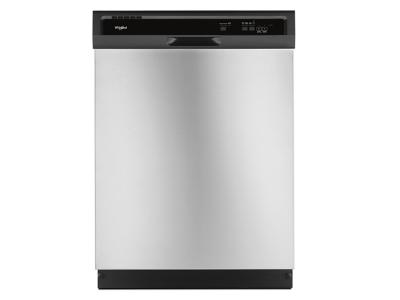 Whirlpool Heavy-Duty Dishwasher with 1-Hour Wash Cycle - WDF330PAHS
