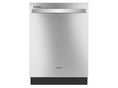 """24"""" Whirlpool Dishwasher With Sensor Cycle In Stainless Steel - WDT710PAHZ"""