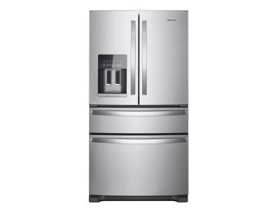 "36"" Whirlpool  174  French Door Refrigerator - 25 cu. ft. - WRX735SDHZ"