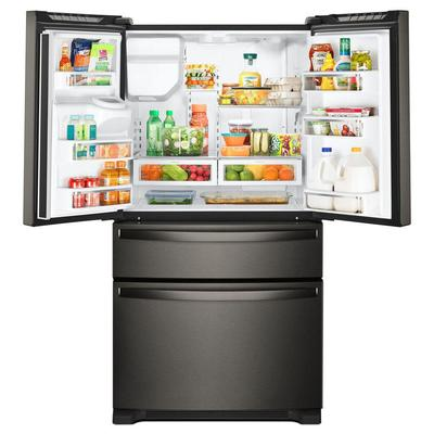 "36"" Whirlpool  174 French Door Refrigerator - 25 cu. ft. - WRX735SDHV"