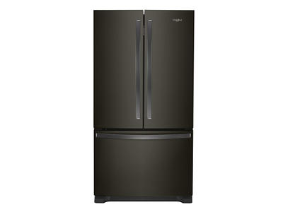 "36"" Whirlpool French Door Refrigerator with Water Dispenser - 25 cu. ft. - WRF535SWHV"