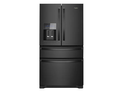 "36"" Whirlpool French Door Refrigerator - 25 cu. ft. - WRX735SDHB"