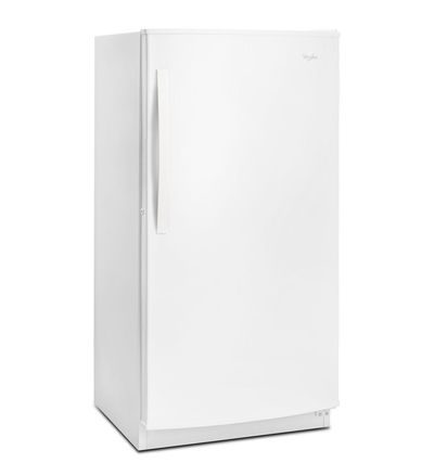 Whirlpool 16 cu. ft. Upright Freezer with Frost-Free Defrost - WZF57R16FW