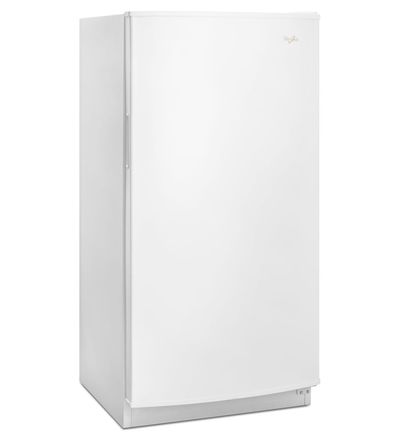 "30"" Whirlpool 16 cu. ft. Upright Freezer with Electronic Temperature Controls - WZF34X16DW"