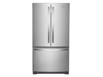 "36"" Whirlpool Counter Depth French Door Refrigerator - 20 cu. ft. - WRF540CWHZ"