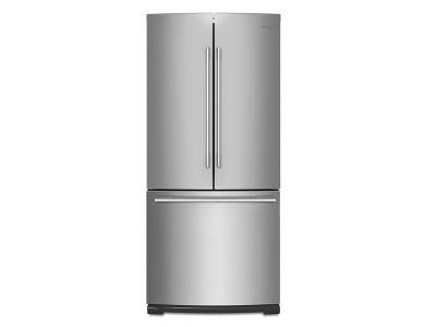 "30"" Whirlpool Stainless Steel French Door Refrigerator WRFA60SFHZ"
