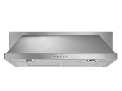 "30"" Whirlpool Convertible Under-Cabinet Hood - UXT5530AAS"