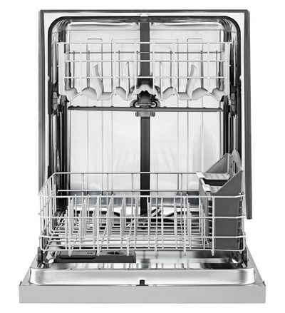 Whirlpool Dishwasher with Adaptive Wash Technology - WDF560SAFW