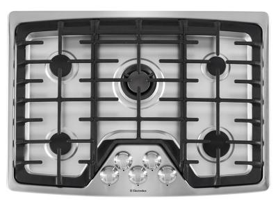 "30"" Electrolux  Gas Cooktop EW30GC60PS"