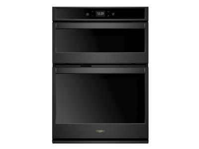"30"" Whirlpool 6.4 cu. ft. Smart Combination Wall Oven with Touchscreen - WOC54EC0HB"