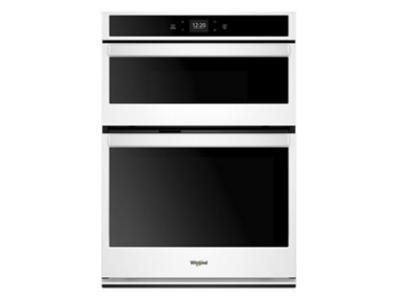 "27"" Whirlpool 5.7 cu. ft. Smart Combination Wall Oven with Touchscreen - WOC54EC7HW"