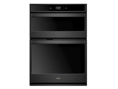 "27"" Whirlpool 5.7 cu. ft. Smart Combination Wall Oven with Touchscreen - WOC54EC7HB"