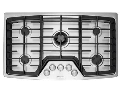 "36"" Electrolux  Gas Cooktop EW36GC55PS"