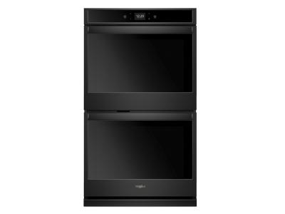 "27"" Whirlpool 8.6 cu. ft. Smart Double Wall Oven with Touchscreen - WOD51EC7HB"
