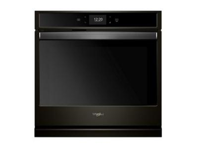 "27"" Whirlpool 4.3 cu. ft. Smart Single Wall Oven with True Convection Cooking - WOS72EC7HV"