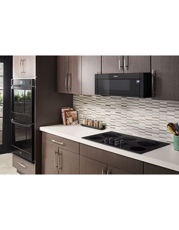 """30"""" Whirlpool 10.0 cu. ft. Smart Double Wall Oven with True Convection Cooking - WOD77EC0HV"""