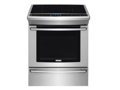 "30"" Electrolux Wave-Touch Slide-In Self Clean EW30IS8CRS"