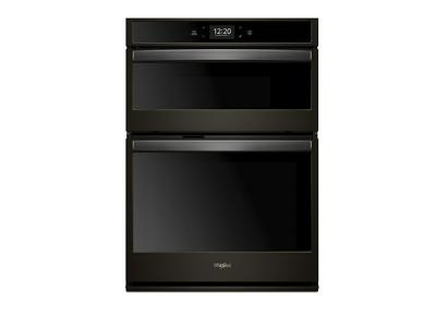 "30"" Whirlpool  6.4 cu. ft. Smart Combination Wall Oven with Touchscreen - WOC75EC0HV"