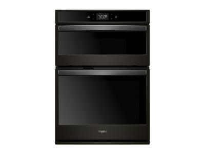 "27"" Whirlpool 5.7 cu. ft. Smart Combination Wall Oven with Touchscreen - WOC75EC7HV"