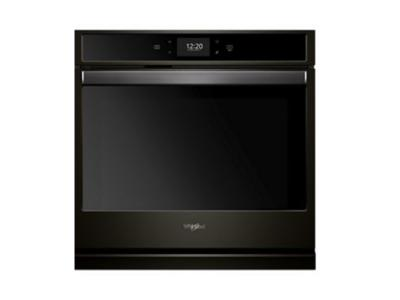 "30"" Whirlpool 5.0 cu. ft. Smart Single Wall Oven with True Convection Cooking - WOS72EC0HV"