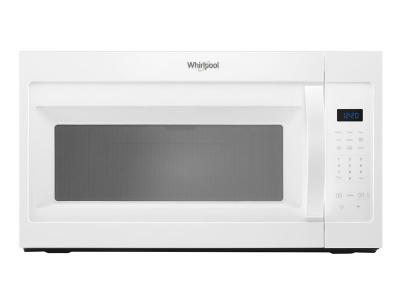 "30"" Whirlpool 1.7 cu. ft. Microwave Hood Combination with Electronic Touch Controls YWMH31017HW"