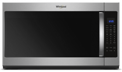 Whirlpool 2.1 cu. ft. Over the Range Microwave with Steam cooking - YWMH53521HZ