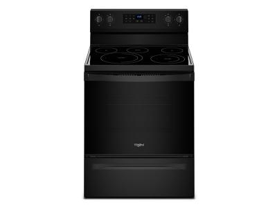 Whirlpool 5.3 cu. ft. Freestanding Electric Range with Fan Convection Cooking - YWFE550S0HB