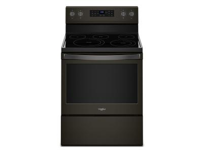Whirlpool 5.3 cu. ft. Freestanding Electric Range with Fan Convection Cooking - YWFE550S0HV
