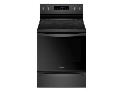 Whirlpool 6.4 Cu. Ft. Freestanding Electric Range with Frozen Bake Technology - YWFE775H0HB