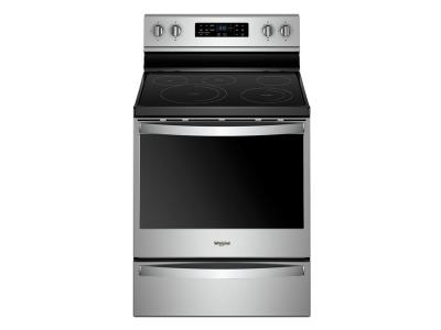 Whirlpool 6.4 Cu. Ft. Freestanding Electric Range with Frozen Bake Technology - YWFE775H0HZ