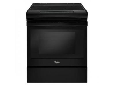 "30"" Whirlpool Self CleanElectric Range YWEE510S0FB"