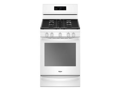Whirlpool 5.8 Cu. Ft. Freestanding Gas Range with Frozen Bake Technology - WFG775H0HW