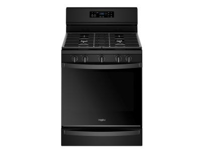 Whirlpool 5.8 Cu. Ft. Freestanding Gas Range with Frozen Bake Technology - WFG775H0HB