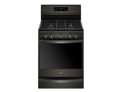 Whirlpool 5.8 Cu. Ft. Freestanding Gas Range with Frozen Bake Technology - WFG775H0HV