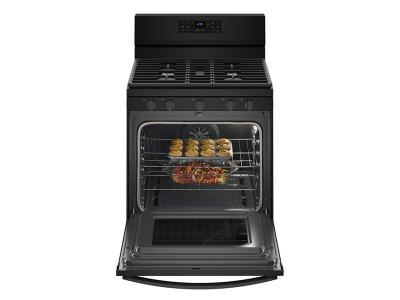 Whirlpool 5.0 cu. ft. Freestanding Gas Range with Fan Convection Cooking - WFG550S0HB