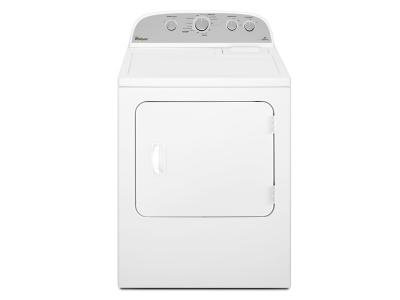 "29"" Whirlpool 7.0 cu. ft. HE Dryer with Steam Refresh Cycle - YWED49STBW"