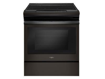 """30"""" Whirlpool 4.8 Cu. Ft. Electric Front Control Range - YWEE510S0FV"""