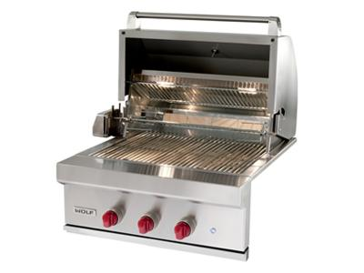 "30"" Wolf Outdoor Gas Grill - OG30"