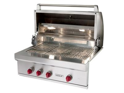 "36"" Wolf Outdoor Gas Grill - OG36"