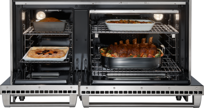 """48"""" Wolf Gas Range - 6 Burners and Infrared Charbroiler - GR486C"""