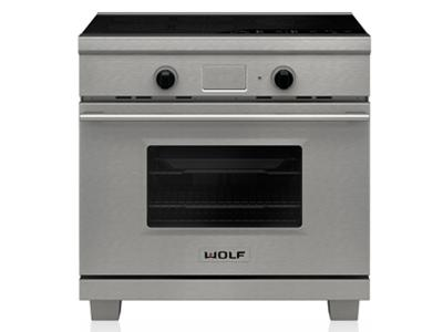 """36"""" Wolf Transitional Induction Range - IR365TE/S/TH"""