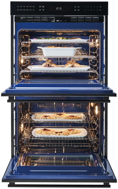 """30"""" Wolf E Series Contemporary Built-In Double Oven - DO30CE/B/TH"""