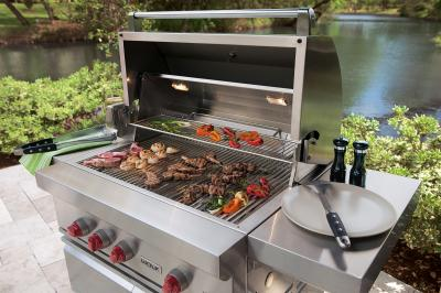 """36"""" Wolf Outdoor Gas Grill - OG36-LP"""