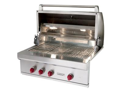 "36"" Wolf Outdoor Gas Grill - OG36-LP"