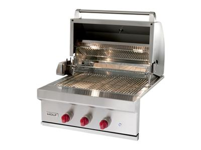 "30"" Wolf Outdoor Gas Grill - OG30-LP"