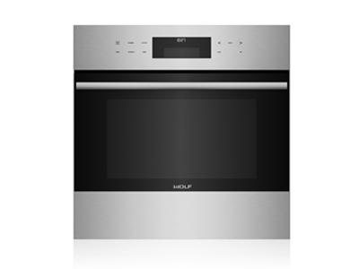 "24"" Wolf E Series Transitional Built-In Single Oven - SO24TE/S/TH"