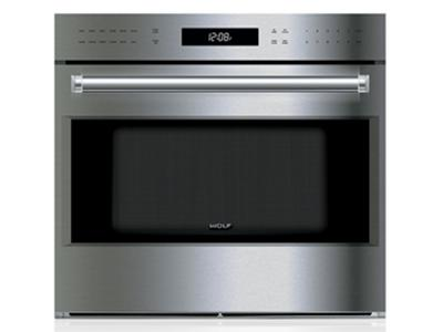 "30"" Wolf E Series Professional Built-In Single Oven - SO30PE/S/PH"