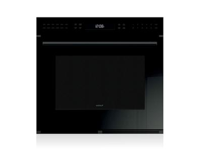 "30"" Wolf E Series Contemporary Built-In Single Oven - SO30CE/B/TH"