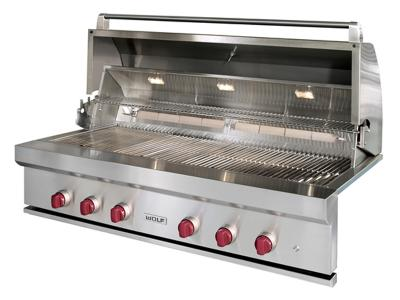 "54"" Wolf Outdoor Gas Grill - OG54-LP"